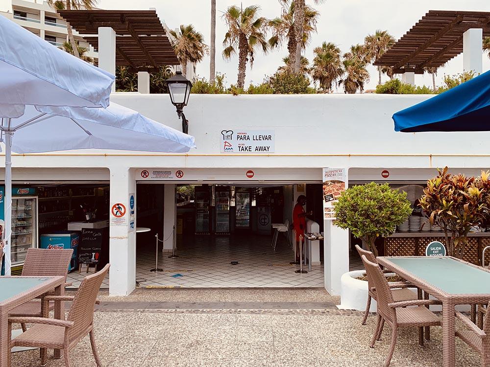 Restaurante Lago